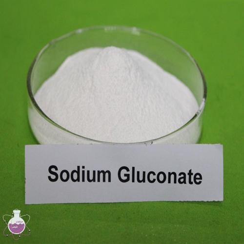آشنایی بیشتر با شکل ظاهری سدیم گلوکونات