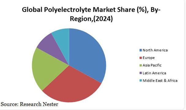 بازار جهانی مصرف و خرید پلی الکترولیت
