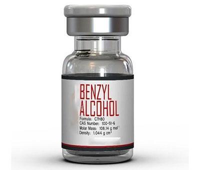 بنزیل الکل چیست؟