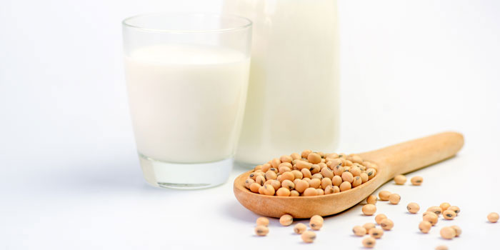 خواص شیر سویا