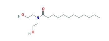 ساختار لورامید دی اتانول آمید