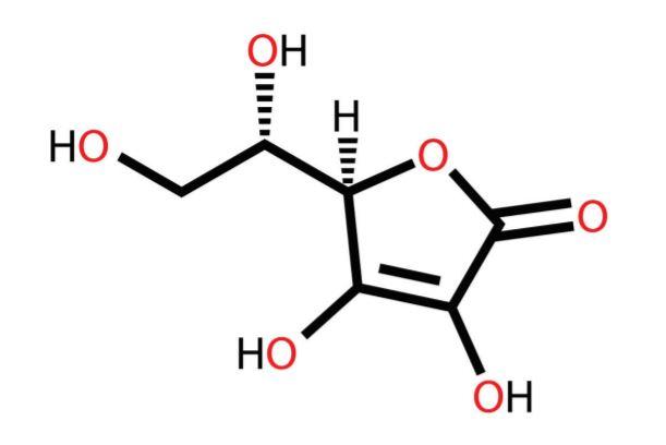ساختار ویتامین C