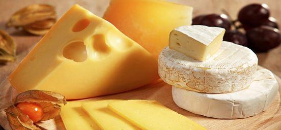 نقش امولسیفایر خوراکی در پنیر