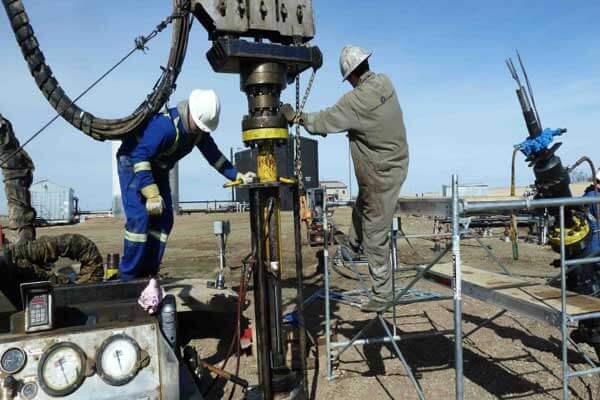 آمین ها در حفاری نفت