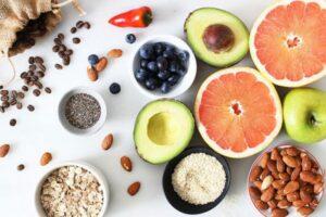 کم کالری ترین غذاها