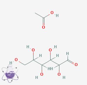 ساختار مولکولی کربوکسی متیل سلولز