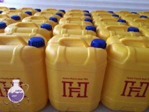 اسید هیدرو فلوریک