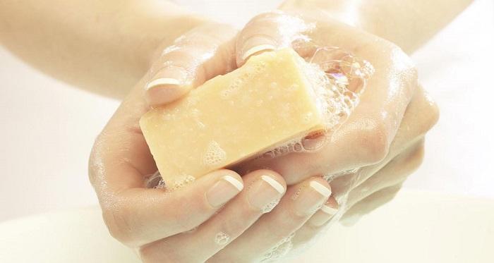 کاربرد سدیم هیدروکسید در صابون