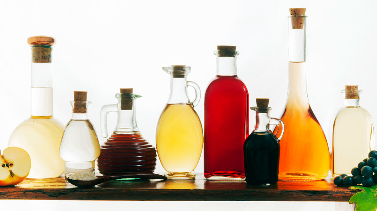 کاربرد اسید استیک خوراکی