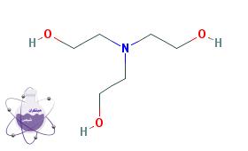 ساختار تری اتانول آمین