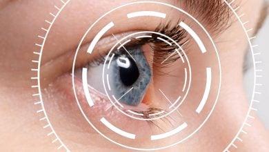 درمان بیماری های چشم به کمک روغن سیلیکون
