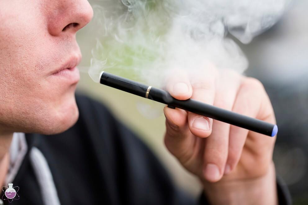 مونو پروپیلن گلیکول در سیگارهای الکتریکی