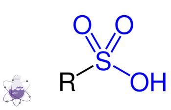 ساختار سولفونیک اسید