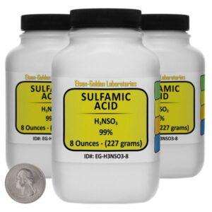 بررسی بیشتر کاربرد های Sulfamic acid