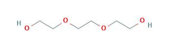 ساختار تری اتیلن گلیکول