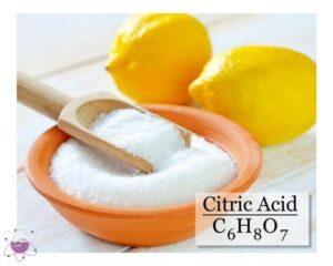 اسید سیتریک چیست و چه کاربردی دارد؟ کا