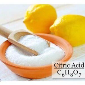 اسید سیتریک چیست و چه کاربردی دارد؟