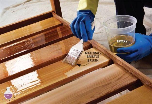 کاربرد رزین اپوکسی به عنوان پوشش