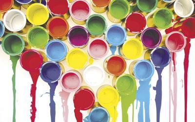 ساخت رنگ ها و جلا دهنده ها