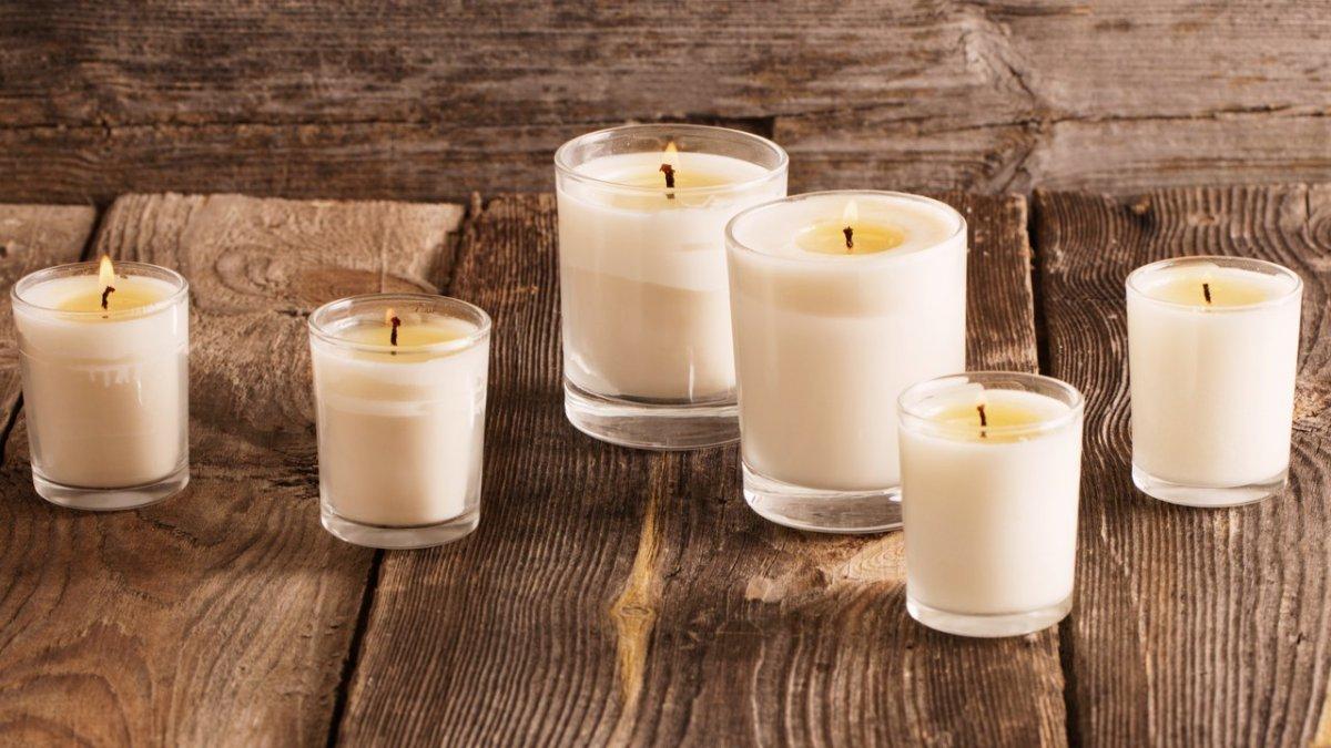 اسید استئاریک در شمع سازی