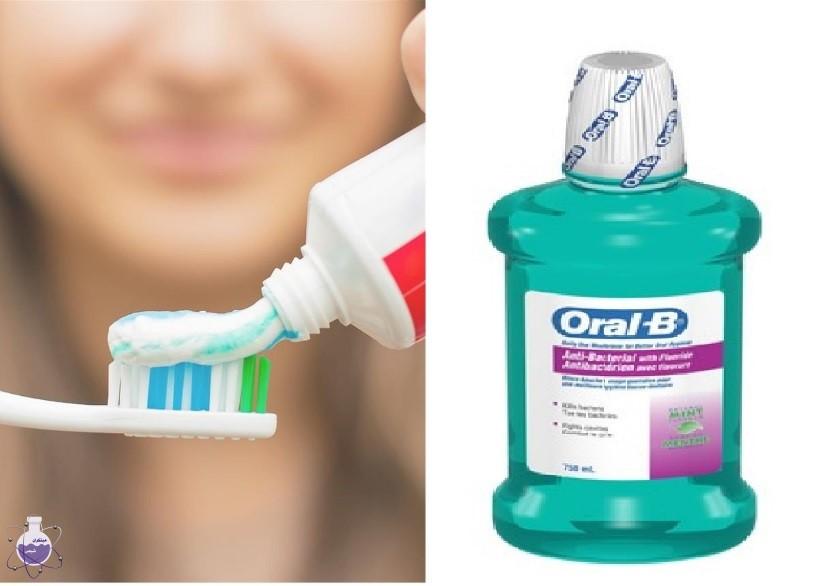 کاربرد سدیم فلوراید در دهانشویه