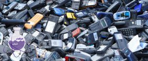 ضایعات برد موبایل
