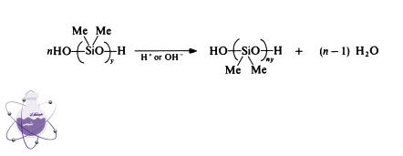 کاتالیز شدن پلی تراکمی توسط اسید و یا باز