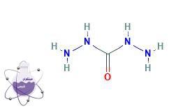 ساختار مولکولی کربوهیدرازین