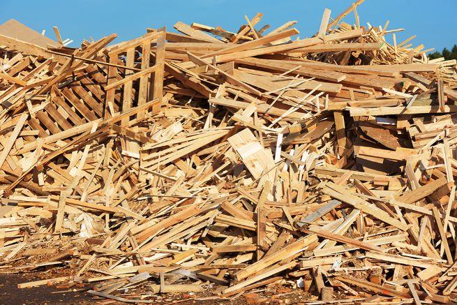 تولید متانول از چوب