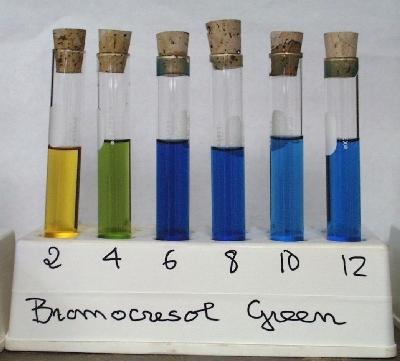 بروموکروزول سبز