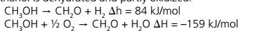 فرمول شیمیایی تولید فرمالدهید