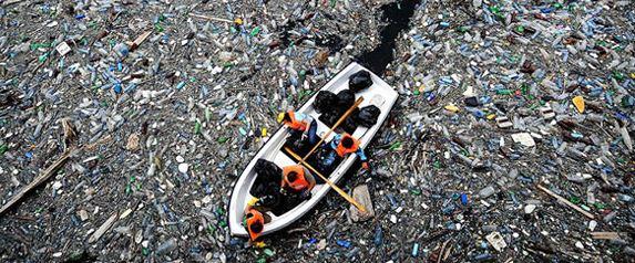 آلودگي اقيانوس ها