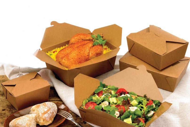 کاغذ در بسته بندی مواد غذایی