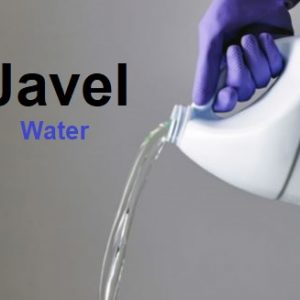 آب ژاول چیست و چه کاربرد هایی دارد ؟ | وایتکس چیست ؟