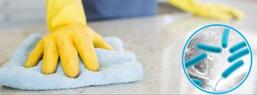 کاربرد آب ژاول در تمیز سازی سطوح