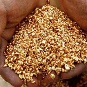 روش جداسازی طلا از سنگ