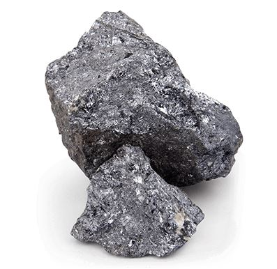 عکس سرب به صورت سنگ معدن