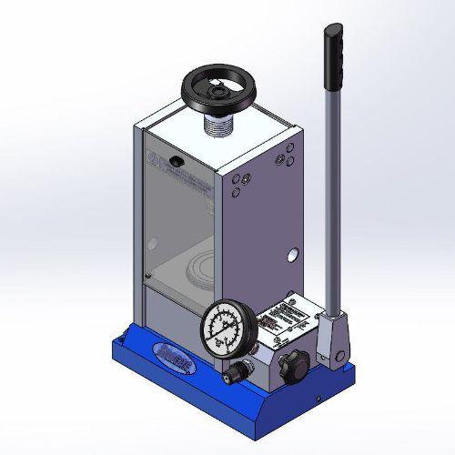 دستگاه قرص ساز XRF