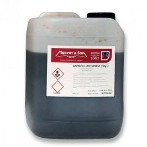 آمیلوگلیکوزیداز (amg)