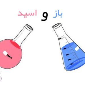 اسید چیست؟ | انواع اسید و باز و نحوه شناسایی آنها