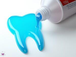 مواد شیمیایی مورد استفاده در خمیر دندان