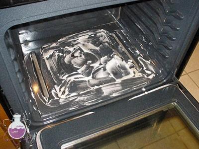 سدیم بی کربنات در آشپزخانه
