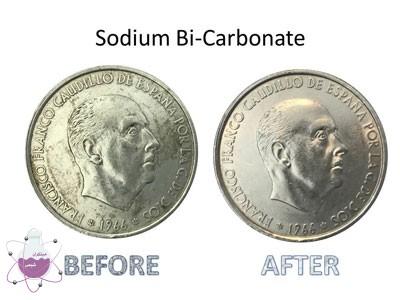سدیم بی کربنات