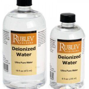آب دیونیزه چیست و چه کاربردی دارد ؟
