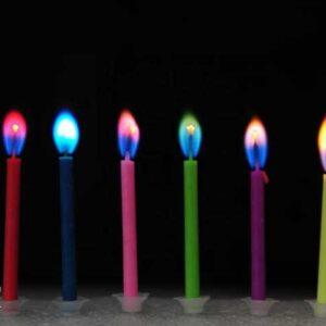 ترکیبات شمع و کاربرد اسید استئاریک در آن