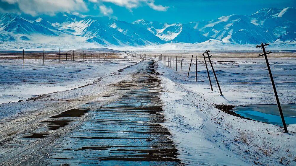 رفع یخزدگی جاده ها با پتاسیم استات