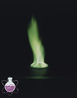 رنگ شعله مس دو ظرفیتی
