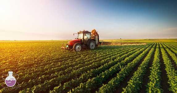 کاربرد مواد شیمیایی در کشاورزی