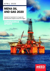 MENA Oil and Gas Report 2020 Coronavirus update 15 April 2020 pdf