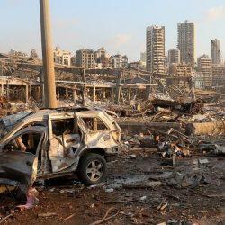 مسئول لبنانی: انفجار بیروت ناشی از یک محموله آمونیوم نیترات بوده است